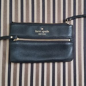 Kate Spade Leather Wristlet